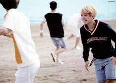Sehun and Baekhyun | EXO Dear Happiness photobook 2016 <3