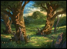 Magic the Gathering - Tranquility — Howard Lyon Fine Art and ...
