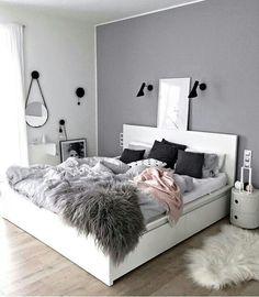 Schlafzimmer Ideen, Schlafzimmer Tapete, Ideen Fürs Zimmer, Einrichten Und  Wohnen, Wohnung Einrichten, Neue Wohnung, Erste Wohnung, ...