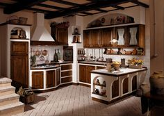 Cucine Classiche - La tua cucina classica di qualità   spaces ...