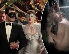 It\'s been more than a year since the first Fifty Shades of Grey movie hit screens and fans have been given a glimpse of the sequel, in the seriously steamy trailer.