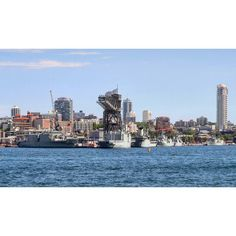 They call it the Navy but the boats are always Gray, so maybe they should call it the Gravy. Sydney Australia, Gravy, Old Photos, Boats, New York Skyline, Instagram Posts, Old Pictures, Salsa, Ships