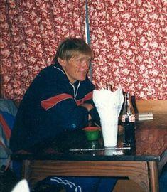 Anatoly Bukreev Preparation for the traverse of the Kanchenjunga mountain massif 1989