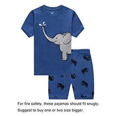 Family Feeling Shark Little Boys Shorts Set Pajamas Cotton Clothes Toddler Kid Amazon Codes, Baby Bottles, Boy Shorts, Outfit Sets, Little Boys, Snug Fit, Pajama Set, Bodysuit, Rompers
