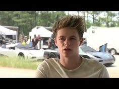 Need for Speed: Harrison Gilbertson Interview --  -- http://wtch.it/LCiCi