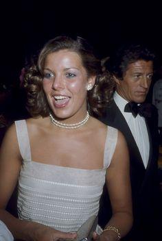 1977 - Caroline and Philippe