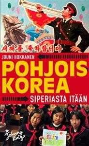 €23 Pohjois-Korea (Sidottu) Jouni Hokkanen