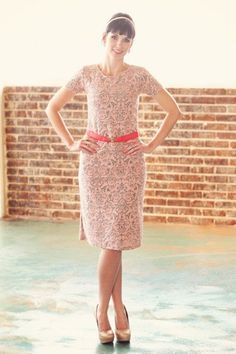 The Paisley Dress www.JUNIEblake.com