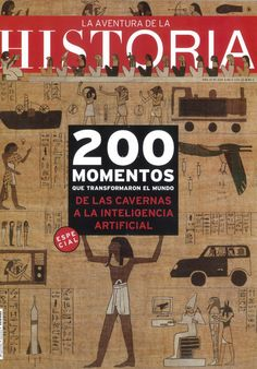 La Aventura de la Historia. Unidad Editorial Sociedad de Revistas. Publicación española de carácter mensual para la divulgación de las ciencias históricas.