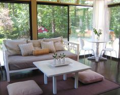 Young house love- Sunroom