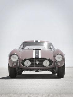 Vintage picture, Ferrari.