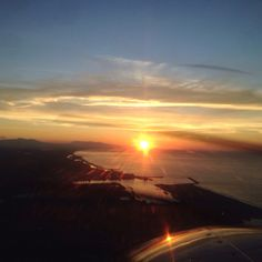 Puerto San Jose and the Pacific coast early morning! (Pic by F. B.)