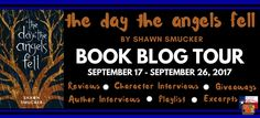 Hall Ways: The Day the Angels Fell ~ ~ ~ ~ Blog Tour Character Interview, Book Trailer, & Giveaway!