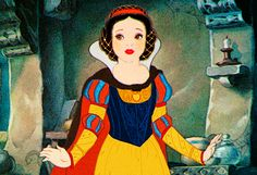 Snow White dressed historically accurate