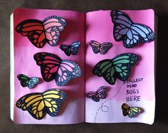 Wreck this Journal-Collect dead bugs here