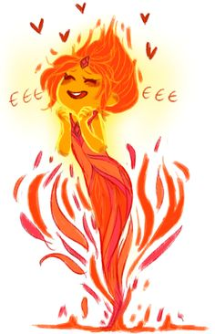 FLAME PRINCESS ADVENTURE TIME