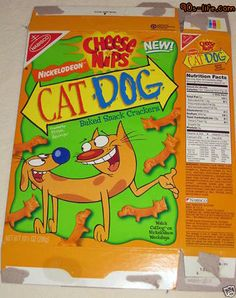 Catdog Cheese Nips