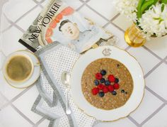 Quick and easy breakfast recipe for Overnight Oatmeal. The mix of grains, seeds and spices make this one a nutritious and delicious way to start the day.