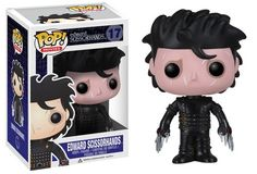Funko Pop - Edward Mãos de Tesoura