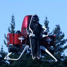 The first 'practical' jetpack may be on sale in 2 years