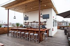 Grab a drink during the weekend on upper King's Stars Rooftop Bar. http://starsrestaurant.com/