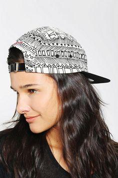 Stussy Jibberish Camp Hat #urbanoutfitters