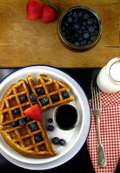 ... fluffy waffles yummy waffles see more rich buttermilk waffles food com