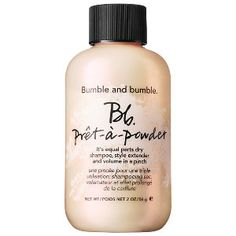 Bumble and bumble - Prêt-à-Powder #sephora