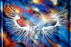 Graffiti in Brick lane (London, UK)