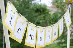 Love this bunting