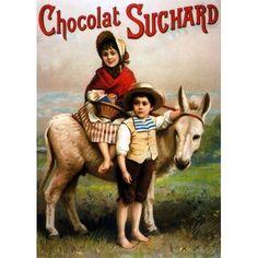 France : Chocolat Suchard