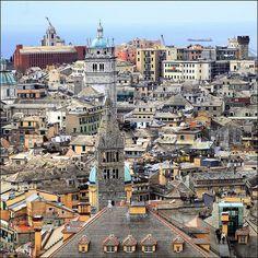 Genova, province of Genoa, Liguria region italy// El lugar donde quiero vivie el resto de mi vida!!!