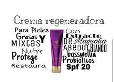 Crema renovadora para piel mixta a grasa  Cómprala aquí y selecciona la bandera de tu país https://www.youniqueproducts.com/AdrianaT/products/view/US-16071-01#.WNXdtTyPOEc #younique #makeup #cosmetics #skincare #youniquemexico #youniqieespaña #youniquebyAdrianat #beyounique