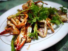 Tamarind crab, Mui Ne, Vietnam