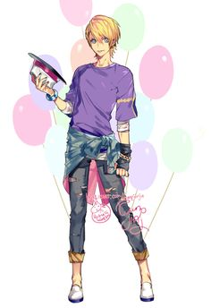 Kurusu Syo ((fashionable as ever))