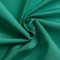 Sea Green Solid Silk Faille