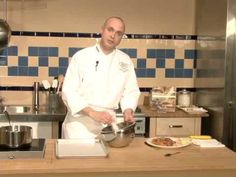 The Culinary Institute of America is the world's premier culinary college. Culinary school chef instructor Peter Greweling demonstrates how to temper chocola. Tempering Chocolate, Chocolate Dipped, How To Temper Chocolate, How To Make Chocolate, Great Videos, Christmas Baking, Truffles, Chocolates, Side Dish