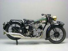 Bsa Slopet 500cc sc circa 1930
