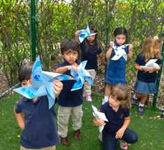 #PinwheelsforPrevention #PreschoolinWeston #Daycare #ChildCare #Florida #Kids #Preschool #Children #FirstStepsInternationalAcademy #OlderTwos