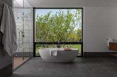 "Kevin O'Sullivan + Associates's Instagram profile post: ""Bathroom scene. Architecture and design by @kosa_design, built by @whiteoakbuilders, and photographed by @justinbellucci . . . . #hamptons…"" Contemporary Architecture, Architecture Design, Jorge Gomez, Privacy Landscaping, Shelter Island, Beach Properties, Modern Architects, Modern Barn, Contemporary Bathrooms"
