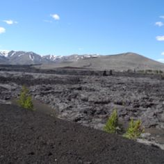 Craters of the moon (Idaho)