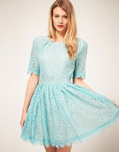 Enlarge Darling Lace Amelia Dress