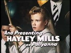 I loved, loved, loved this movie!  Actually, still do :)  Pollyanna (1960) Disney Home Video Australia Trailer