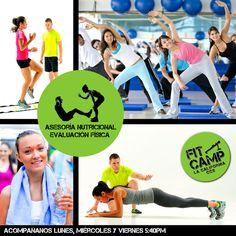 100% BIENESTAR =: ¿Quieres iniciar una rutina de ejercicios en grupo...