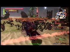 Hyrule Warriors: Legend Mode Playthrough #44: Ganondorf's Return Part 3