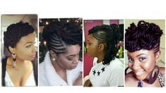The Most Gorgeous and Creative Chunky Twist Styles To Bring In The New Year Braided Cornrow Hairstyles, African Braids Hairstyles, Twist Hairstyles, Cool Hairstyles, Hair Twist Styles, Braid Styles, Curly Hair Styles, Natural Hair Styles, African Braids Styles