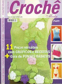 Croche Moda 14 - Alejandra Tejedora - Picasa Web Albums