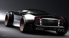 Audi-R10 Concept