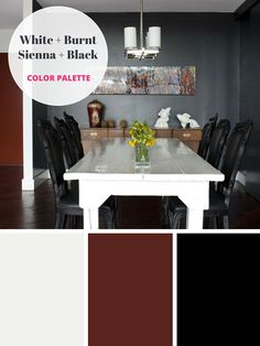 8 Refreshing Color Combos We Re Absolutely Loving Right Now Dining Room Paintdining