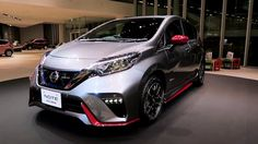 #Nissan #Note e-Power gets the #NISMO treatment